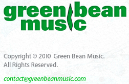 Green Bean Music contact